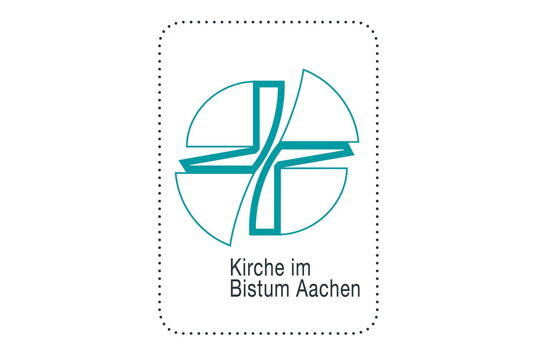 Logo Bistum Aachen outline