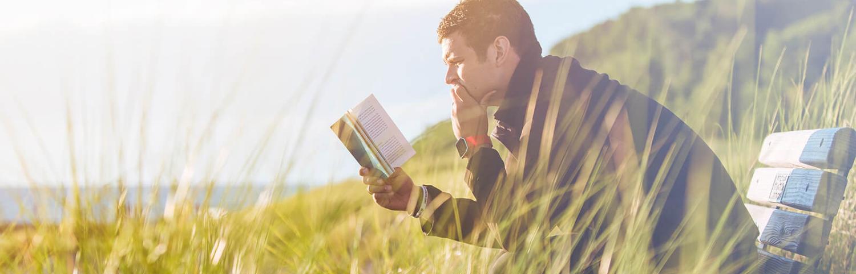 Im Sommer Gott suchen