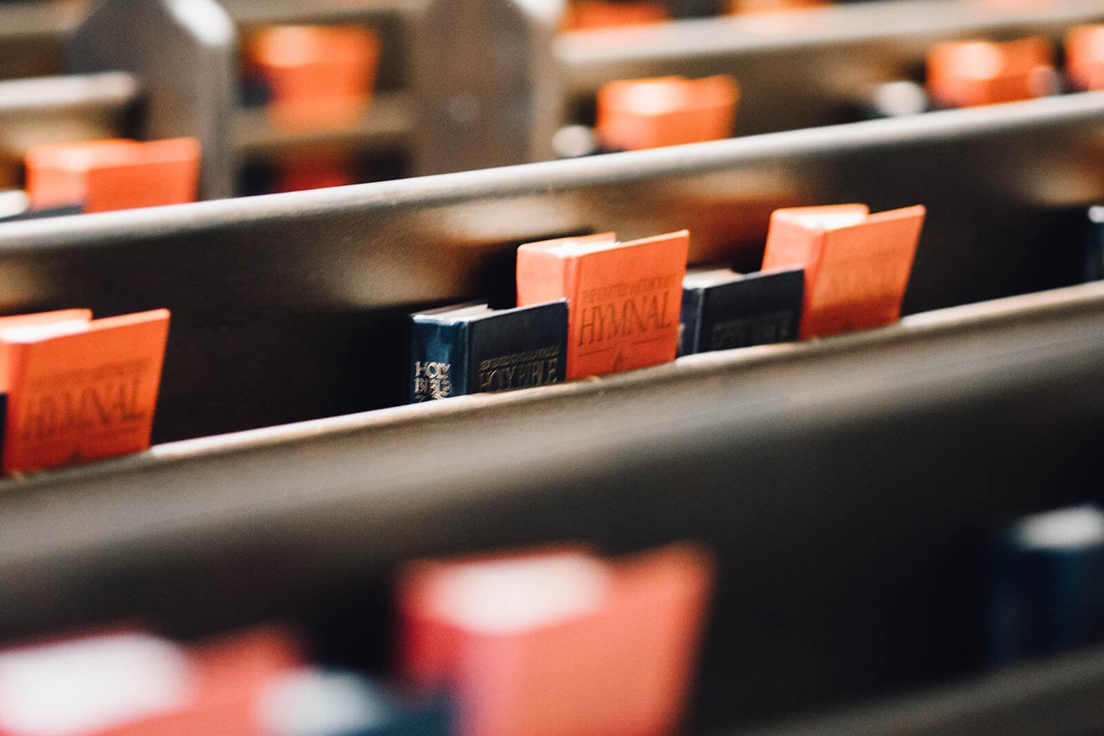 Gottesdienste in der Pfarrei St. Katharina (c) CC0 1.0 - Public Domain (von unsplash.com)