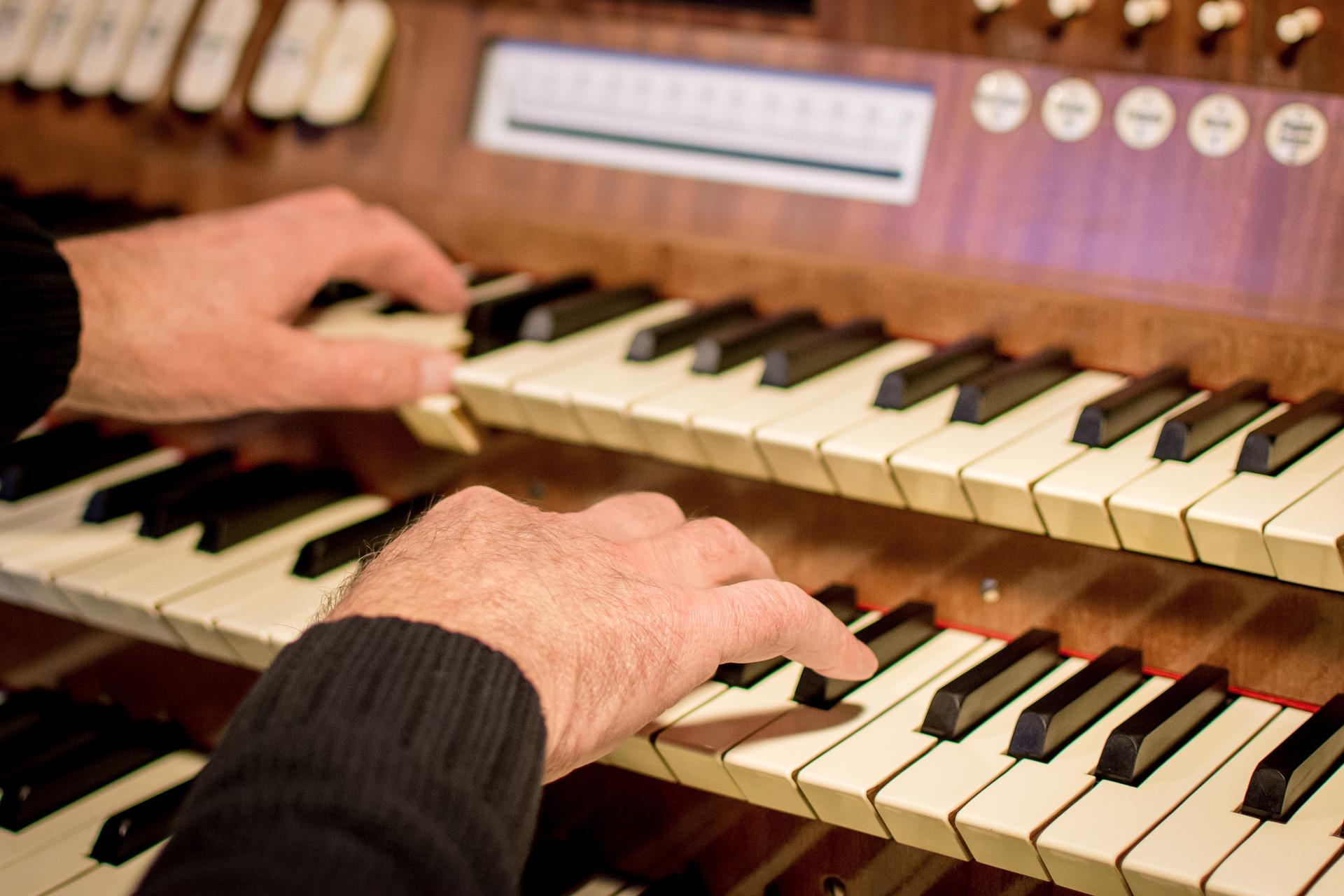 Kirchenmusik (c) www.pixabay.com