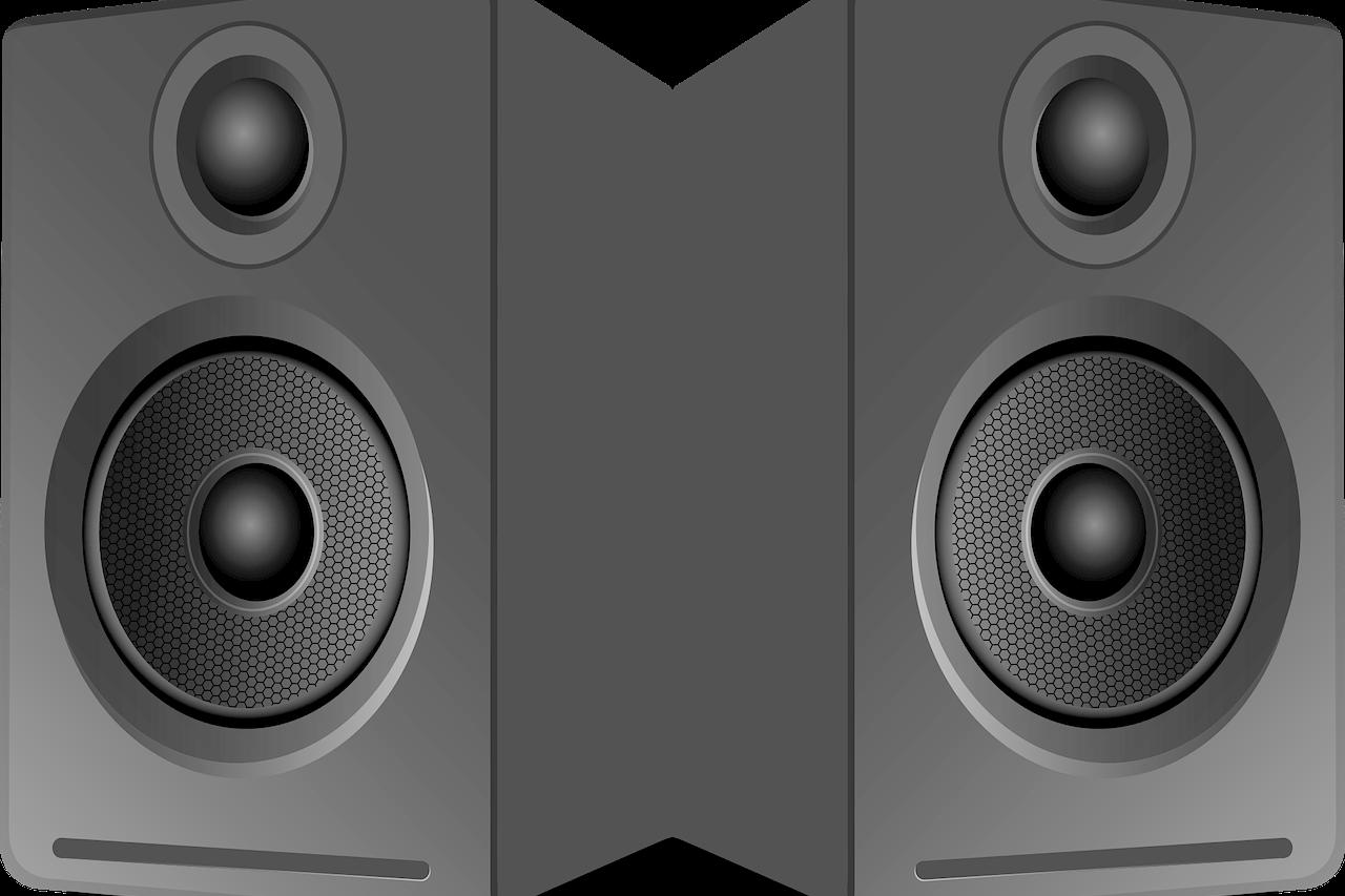 Lautsprecher (c) Bild von Jennifer R. auf Pixabay